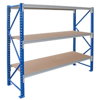 Heavy Duty Longspan Shelving | MHA