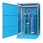 Heavy Duty Gas Cylinder Cages | MHA
