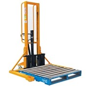 Heavy Duty Manual Fork Stackers | MHA