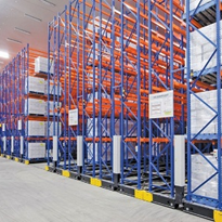 Mobile Pallet Racking | Schaefer
