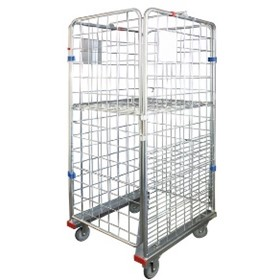 400kg Heavy Duty Stock Trolley | 19395