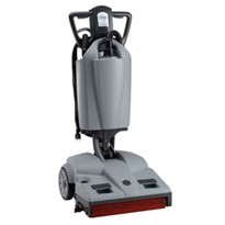 Electric Floor Scrubbe/Dryer | Lindhaus LW46 Hybrid