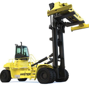 40,000kg Rated New Container Handler | Hyster H52XM-16CH