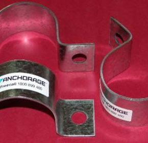 Pipe Saddles & Pipe Clamps | Anchorage