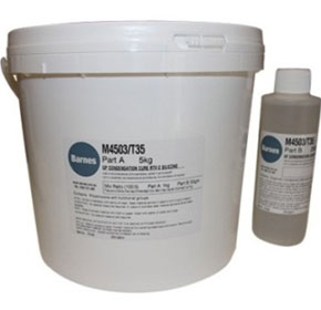 Condensation Cured Silicone Rubber | M4503/T35