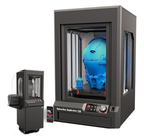 3D Printer | MakerBot Replicator Z18