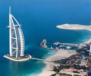 The city of Dubai is one of the best-known international examples of land reclamation, which it has used to develop new islands, a marina and the Burq Al Hotel, the fourth largest hotel in the world.