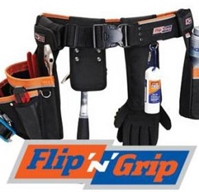 Flip'N'Grip - Get your gear off in seconds!