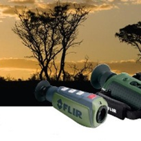 Africa by night: on safari with a FLIR thermal imaging camera