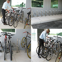 Arrow Alpha - Raising the bar in bike parking design