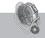 An example of a heavy duty portable fan.