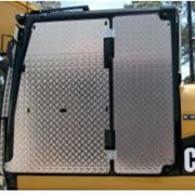 Minimise downtime at the job site with vandal covers