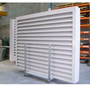 Main features to specify when getting acoustic louvres made