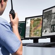 Thermal imaging cameras for border security