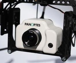 The mT-Panoptes includes a FLIR TAU 640 thermal core and a 720 p video-camera.