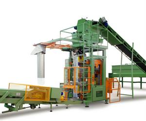 The FFS machine that Kockums supplied is fully automatic and comprises a number of novel (some patented) features.