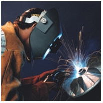 MIG welding stainless steel