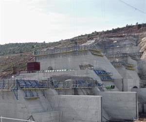 The history of Doka is closely connected to the construction of power stations. Decades of experience in international power station projects, such as the Castrovido Dam in Spain, benefit Doka customers during implementation of their construction projects.