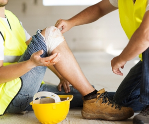 The WorkCover Authority of NSW urges businesses to prevent slips, trips and falls.