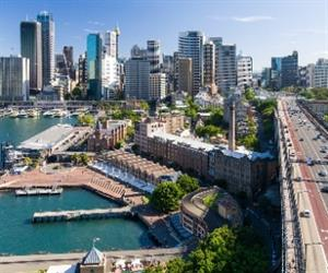 """As Sydney has grown the loss of green spaces has contributed to environmental problems such poor air, more pollution and damaging stormwater runoff."""