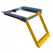 Safety Step Pull Out Ladders & Steps