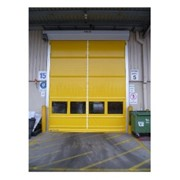 Staples Australia warehouse with REMAX Rapid Roll Doors