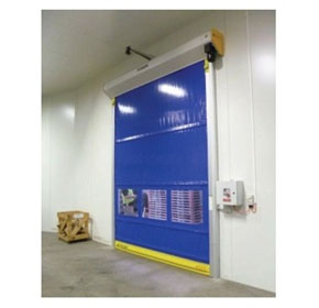 M.C. Herd Meat Wholesalers facility with Remax Rapid Doors