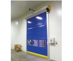 New Remax High speed doors similar to M.C. Herd installation