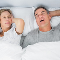 Anti-snore pillow holds promise for back sleepers