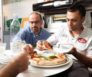 A master of his craft, Di Francesco has earned himself the loving nickname 'Mr Pizza' in his hometown of Melbourne.