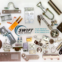 Metal components from Swift