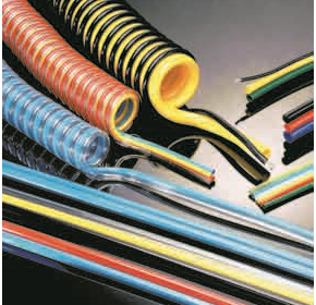 Multi-core/bundled TECHNIBOND Tubing