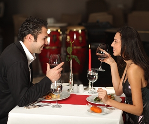 Tables for two will be a sought-after option this Valentine's Day.