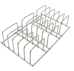 Vertical Sterilisation Rack for Mocom Sterilisers | 7MOC-0007A