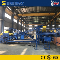 Hard Drive/Disk Shredder Recycling Line | Oil filter Shredder - MSB-11