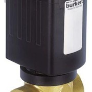 Burkert Direct-Acting 2/2 Way Plunger Valve | Type 6027