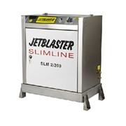 Electric Heated Pressure Cleaners | Slimline
