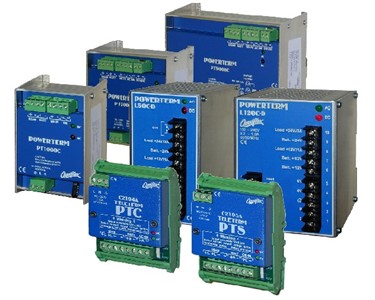 Comprehensive Range of PSU Single and Dual, AC/DC and Solar