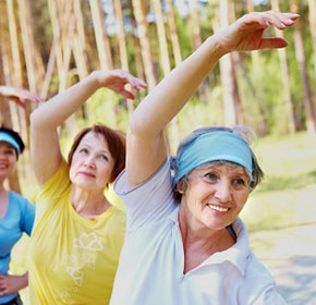 Safe and easy exercise alternatives for seniors