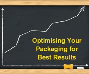 A great starting point to achieve short term benefits and long term results is to look at your packaging processes.