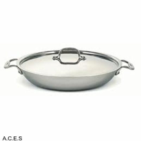 Commercial cookware - marriage made in food!