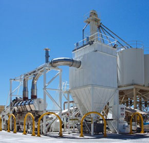Sand drying solution from iBulk
