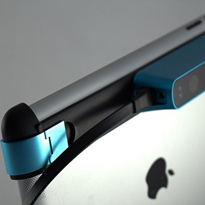 Cutting edge Apple iPad add-on creates 3D models instantly