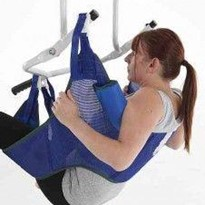 Cradle Patient Toileting Sling (NHS)