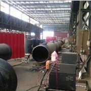 Fluxys Gas Plant:  Pre-heat pipe work application project