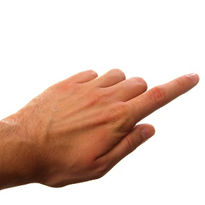 Finger length a 'pointer' to osteoarthritis