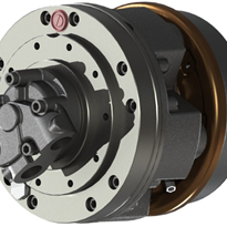SAI Crankshaft Design Radial Piston Motors