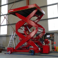 Rio Tinto – Innovative Maintenance Solution with Scissor Lift