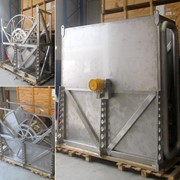 Our monster stainless reel for offshore energy