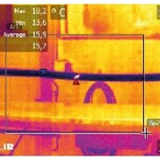 When all else fails, thermal imaging can still spot the problem